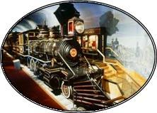 train oval
