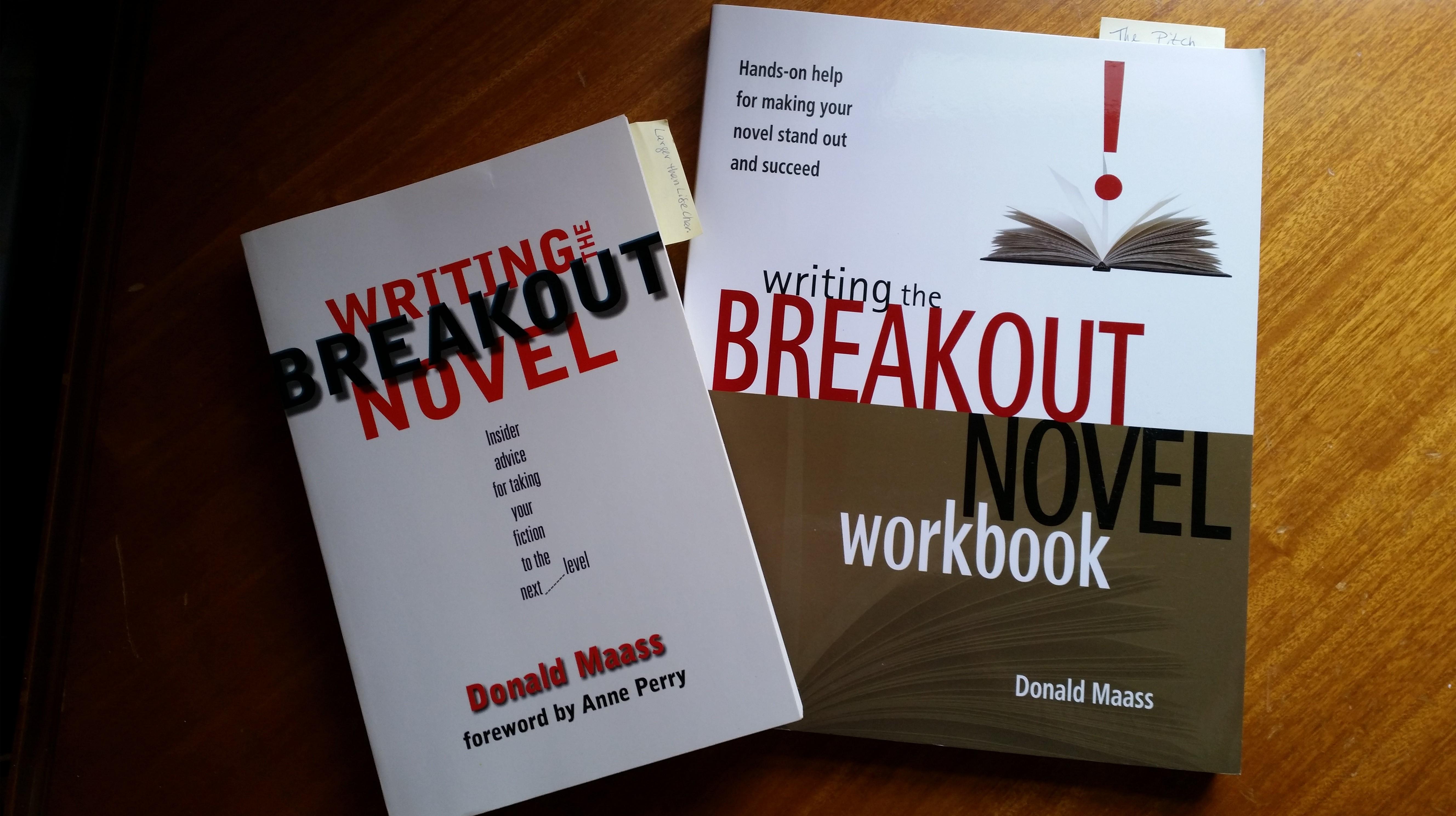 Writing the Breakout Novel ...