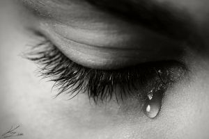 tear of grief