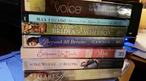 Christian Fiction and The Voice New Testament - claim yours!