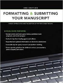 format-submit manuscript