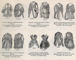 Clothing from time period