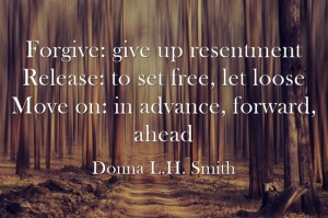 Forgive-release-move on