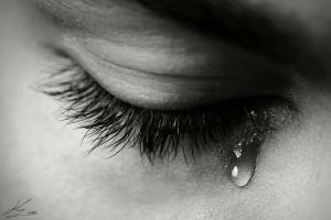 tear of grief