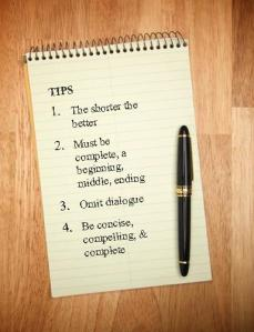 Synopsis tips