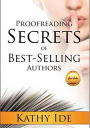 Proofreading Secrets